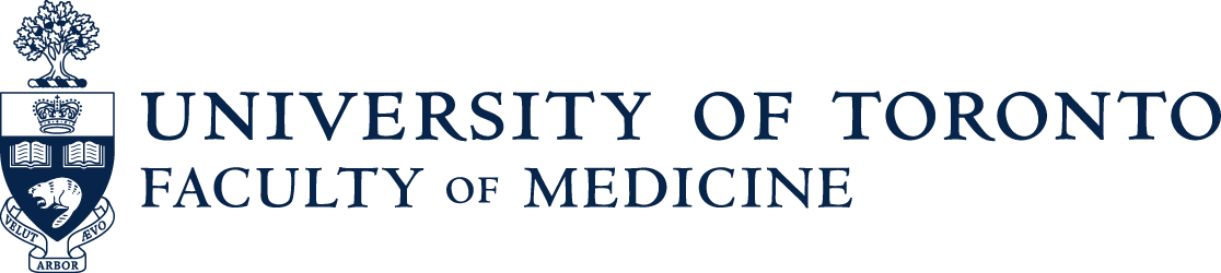 Faculty of Medicine, U of T Signature