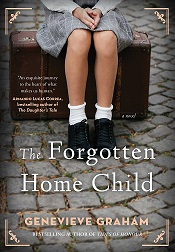 "Book cover of ""The Forgotten Home Child"""