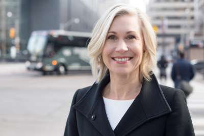 Photo of Jennifer Keesmaat, Distinguished Visitor in Planning, University of Toronto
