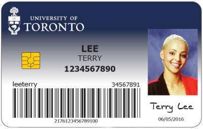 Alumni library cards
