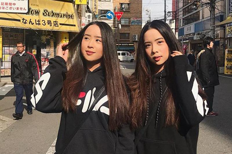 """In a way, YouTube is our business,"" says Madeleine Caleon, who with her sister Samantha are working on their social media brand full time (photo courtesy of the Caleon sisters via Instagram)"