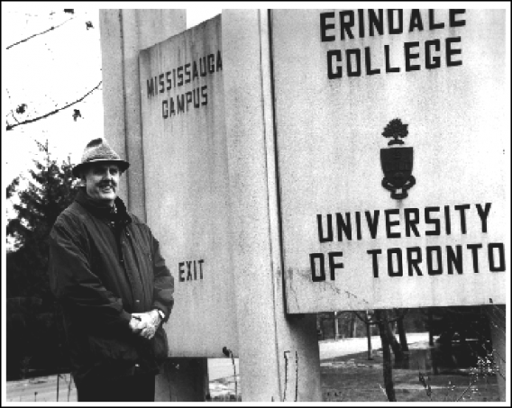 Under Robert McNutt, Erindale College became University of Toronto Mississauga and saw a great expansion