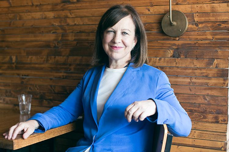 Journalist and alumna Lyse Doucet has travelled the world reporting on conflicts, natural disasters and political events. She was made a Member of the Order of Canada (photo by Christopher Wahl)