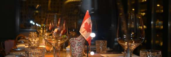 Shanghai, PRC: Canadian Alumni Homecoming Night