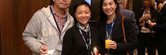 U of T and Tsinghua Networking Reception