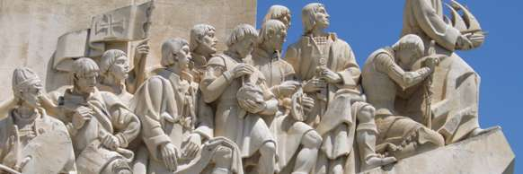 Monument of the Discoveries Sculpture in Lisbon