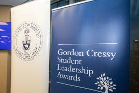 2016 Gordon Cressy Student Leadership Awards