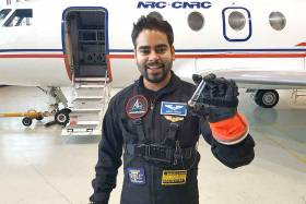 U of T alumni make shortlist to become Canada's next astronaut