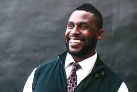 Lance McCready wins the 2017 Ludwik and Estelle Jus Memorial Human Rights Prize