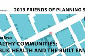 Friends of Planning Spring Social 2019