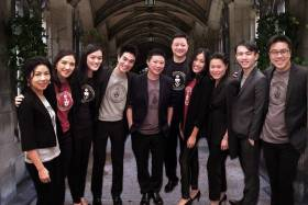 Join fellow U of T alumni as a member of a A cappella group