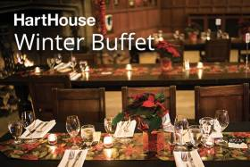 Hart House Winter Buffet