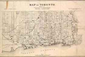 Toronto, ON: Presentation on Maps and History in Public Hands