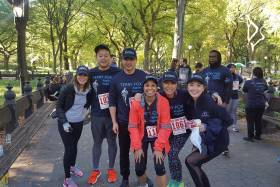New York, NY: Terry Fox Run - Team U of T