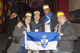 Alumni Events at Medieval Times