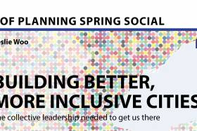 25th Annual Friends of Planning Spring Social