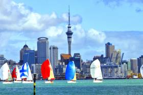 Waitemata Harbour, Auckland