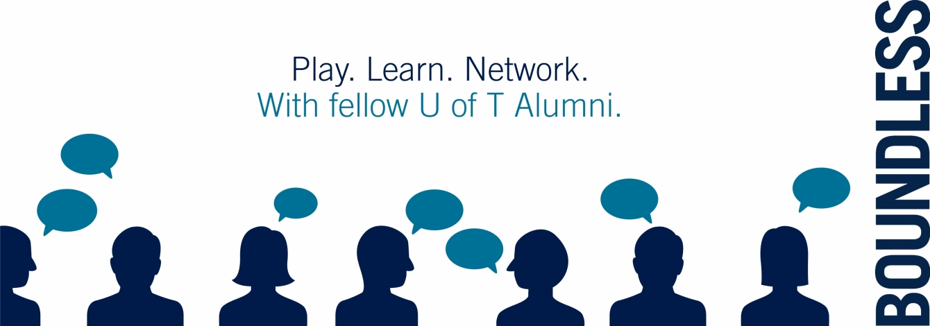 U of T Network Banner